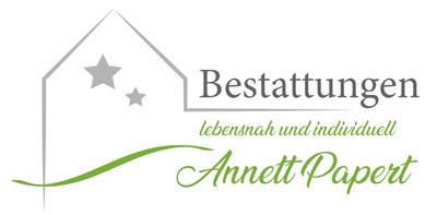 Bestattungen Annett Papert - lebensnah und individuell